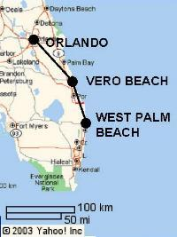 West Palm Beach Dma Map