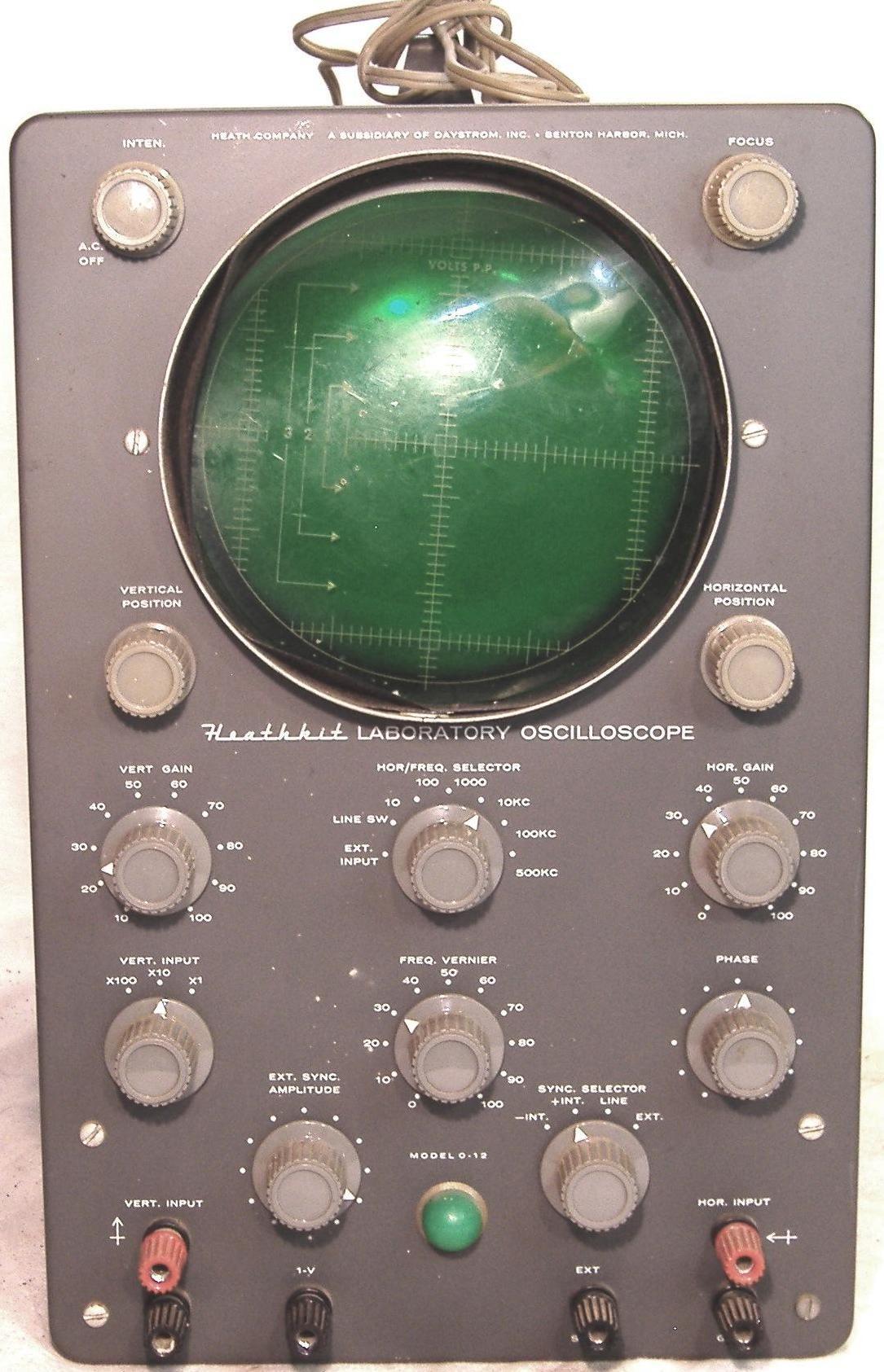 Building A Oscilloscope : Building a hobbyist oscilloscope electrical engineering